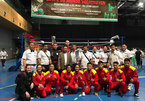 Athletes take gold at Vietnamese Traditional Martial Arts World Cup