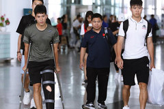 VN national team's defender Trong sidelined for four months