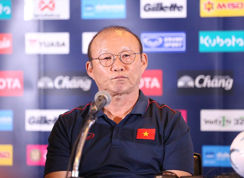 HLV Park Hang Seo: 'Nhật Bản không sợ, sao phải ngại Thái Lan'
