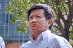 Ông Đoàn Ngọc Hải từ chức ngay sau khi được điều chuyển công tác