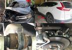 """Những """"phốt"""" đáng lo ngại của xe hot Honda CR-V ở Việt Nam"""