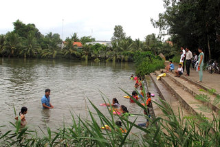 Vietnam's Mekong Delta takes action to prevent drowning incidents