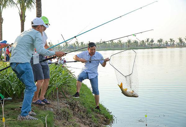 Sớm câu cá, chiều thả diều- cuộc sống trong mơ ở Vinhomes Ocean Park