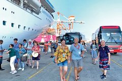 Vietnam sees great opportunities in cruise tourism