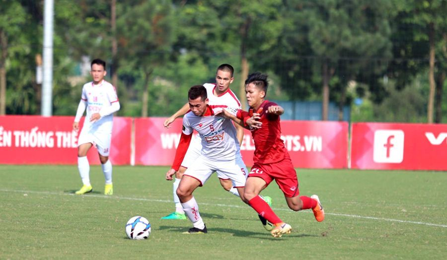 U23 Việt Nam hòa tẻ nhạt với Viettel trước khi đấu U23 Myanmar