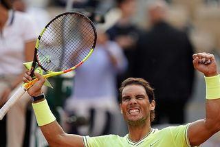 Vùi dập Nishikori, Nadal  lần thứ 12 vào bán kết Roland Garros