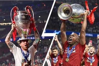 Liverpool bất ngờ chia tay 2 ngôi sao sau chức vô địch C1