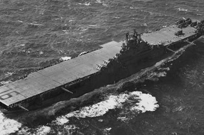 Số phận tàu sân bay từng giúp Mỹ chiến thắng trong Thế chiến 2