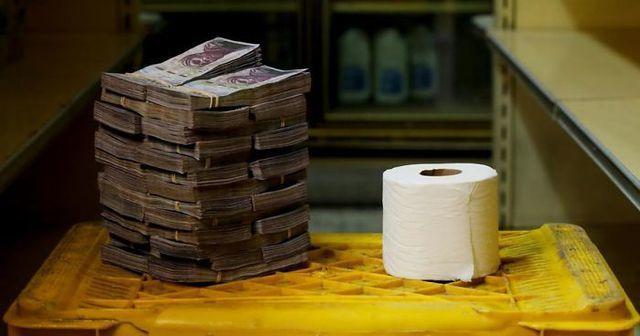 Giá cả tại Venezuela đã tăng vọt 130.000% trong một năm