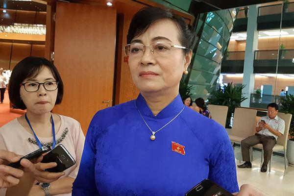 Bà Quyết Tâm: Ứng xử của ông Đoàn Ngọc Hải thiếu tôn trọng tổ chức
