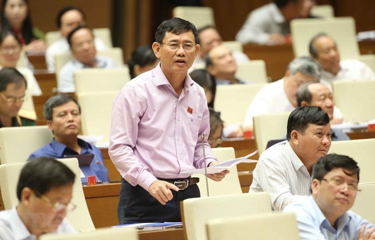Bộ trưởng GTVT bị đại biểu 'bắt giò' trả lời không chính xác về BOT