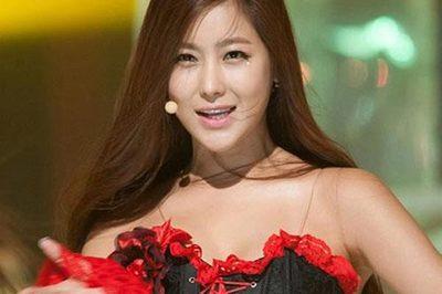 Nữ ca sĩ Hàn Quốc suy sụp, muốn tự tử vì ồn ào lộ video sex