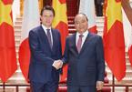 Hình ảnh Thủ tướng đón, hội đàm với Thủ tướng Italy