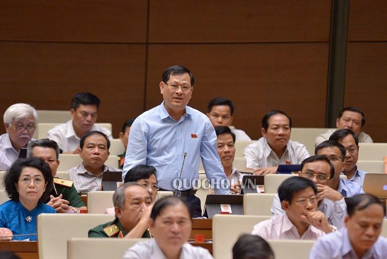 Nguyễn Văn Thể,Quốc hội,Chất vấn,dự án giao thông