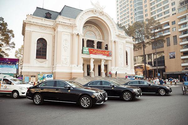 Đi lại sang chảnh với dịch vụ 5 sao của Bali Limousine