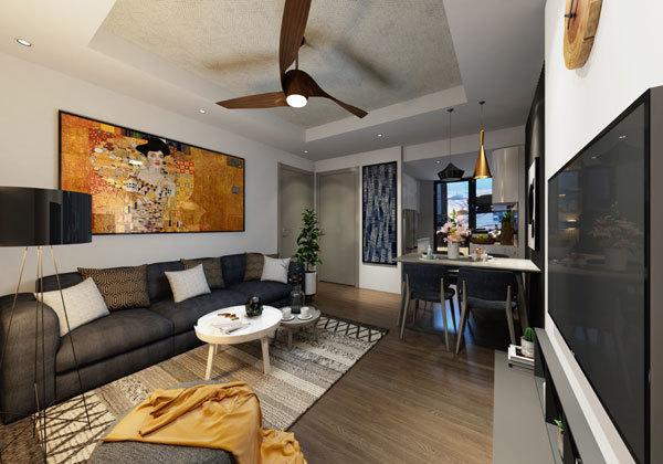 Mô hình căn hộ cao cấp 'khuấy động' thị trường BĐS Lạng Sơn