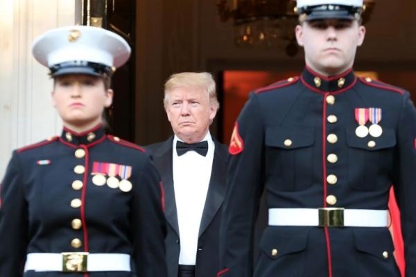 Ông Trump gọi Iran là 'quốc gia khủng bố số một'