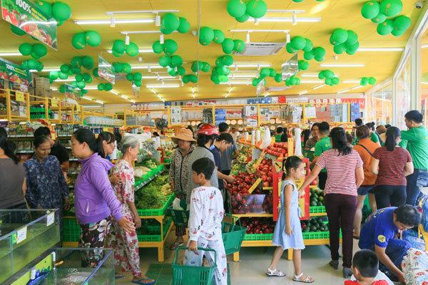 siêu thị,thị trường nông thôn