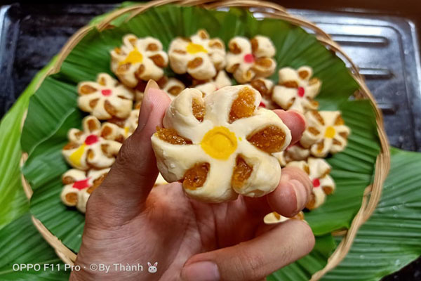 Món bánh thu hút hàng ngàn lượt thích của chàng trai Tiền Giang