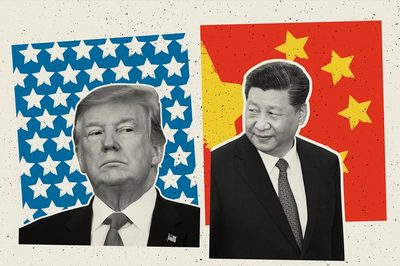 Nguồn gốc thực sự của 'chiến tranh lạnh' Mỹ - Trung