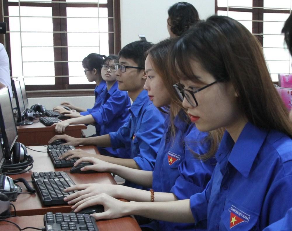 Thi trực tuyến tìm hiểu về Chủ tịch Hồ Chí Minh