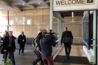 Cảnh sát Australia lục soát trụ sở đài ABC