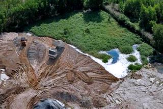 Nhà máy rác tại Đồng Nai từng chứa chất thải của công ty AB Mauri