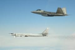 Tiêm kích Nga chặn chiến cơ Mỹ ở Địa Trung Hải