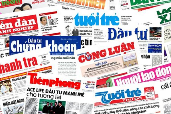 Quy hoạch báo chí,Bộ TT&TT