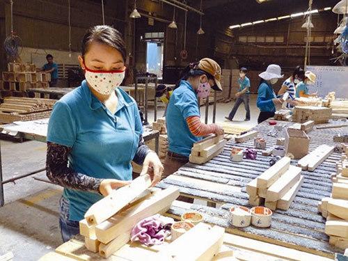 Đồ gỗ Trung Quốc,xuất khẩu gỗ,chiến tranh thương mại