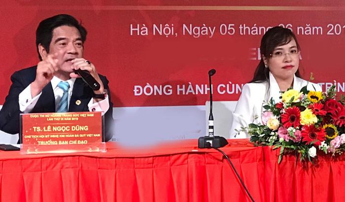 Nữ hoàng trang sức Việt Nam 2019 bỏ màn thi bikini trên sân khấu