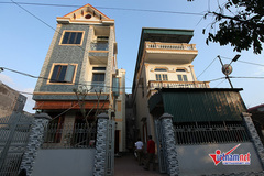 Cận cảnh ngôi nhà của cầu thủ Quang Hải, Hà Đức Chinh