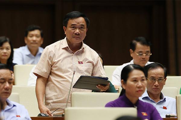 hòm công đức,Bộ trưởng Văn hóa,Nguyễn Ngọc Thiện,chất vấn,quốc hội