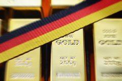 Ngân hàng Đức tịch thu 20 tấn vàng của Venezuela