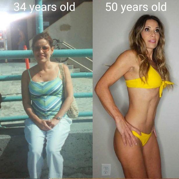 51 tuổi, bà mẹ có vóc dáng khiến các cô gái 20 tuổi ghen tị