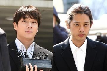 Jung Joon Young và Choi Jong Hoon cùng hầu tòa