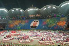 """Triều Tiên bất ngờ ngưng lễ hội """"biển người"""""""
