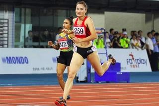 Vietnamese athlete champions at Asian Grand Prix Series