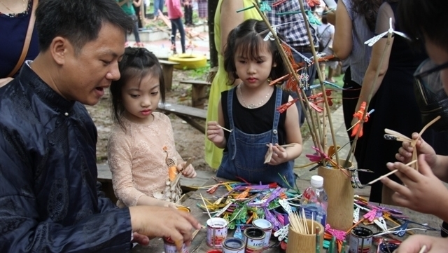 Month-long events for children to be held at Culture-Tourism Village