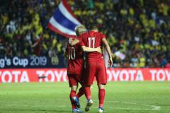 Tuyển Việt Nam đã khiến người Thái chết lặng như thế...