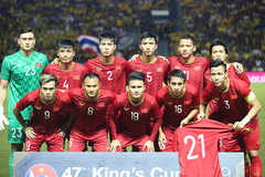 Đội hình Việt Nam vs Curacao: Công Phượng, Xuân Trường đá chính