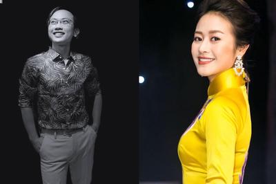 MC Phí Linh kết hôn với đồng nghiệp ở VTV
