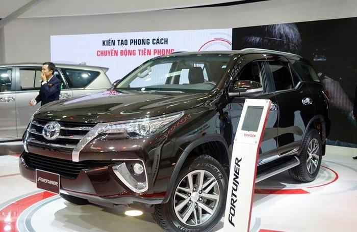 nhập khẩu ô tô,Toyota Fortuner,Hyundai Accent,Grand i10