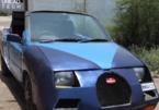 Chiếc Bugatti Veyron tự chế trị giá 400 USD của dân chơi Ấn Độ