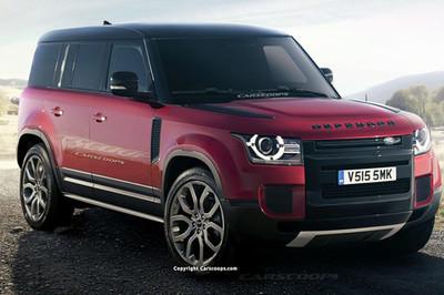 Land Rover Defender 2020 'đập đi xây lại' tới mức không nhận ra