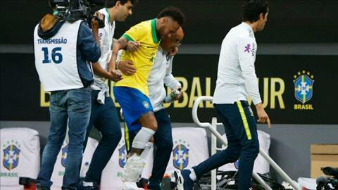 Brazil nhận tin sét đánh về Neymar trước Copa America