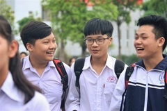 Hà Nội hạ điểm chuẩn vào lớp 10 năm 2019