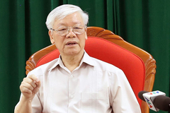 Toàn văn bài viết của Tổng bí thư, Chủ tịch nước về chuẩn bị Đại hội Đảng 13
