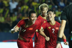 Anh Đức và câu chuyện cảm động ở tuyển Việt Nam