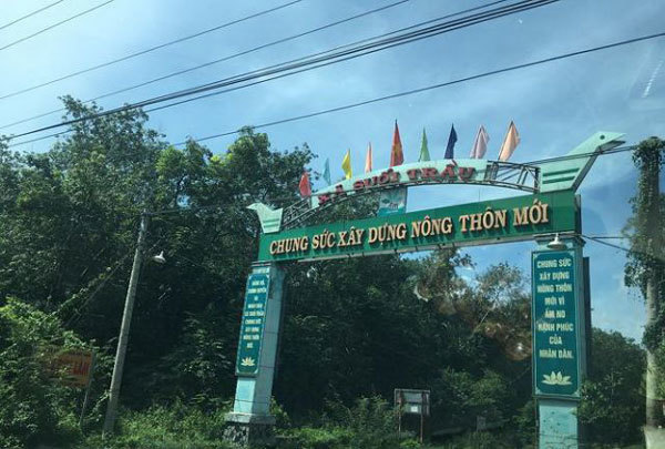 Dong Nai authorities seek to speed up construction of Long Thanh Airport